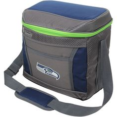 Seattle Seahawks Coleman 16-Can 24-Hour Soft-Sided Cooler
