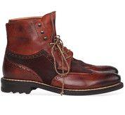 Bruine Giorgio schoenen 37964 sneakers