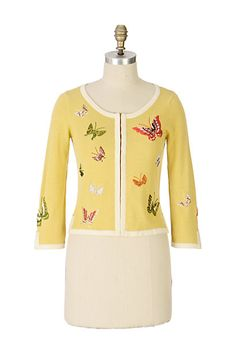 Papillon Cardigan by Guinevere