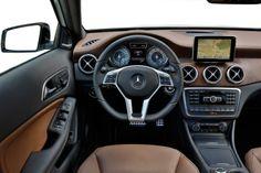 Mercedes GLA 250 SE review - pictures   4   Auto Express