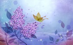 Flower Backgrounds | Flowers Vector wallpaper - 510659