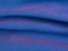 Didymos Indio kobalt-rouge (linen) size 5