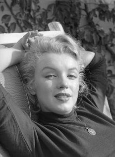 Bob Beerman - Marilyn Monroe, Westwood Village, 1950