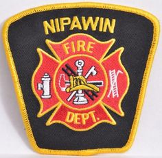 Nipawin-Saskatchewan-Canada-Fire-Rescue-Department-Embroidered-Shoulder-Patch
