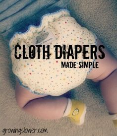 Cloth Diapers Made Simple: What to Buy, How to Wash, and How to Really Save Money