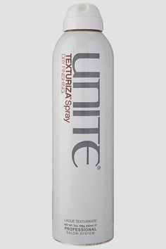 Unite Texturiza Spray to give your locks a wavy look with ease. | 30 Amazing Products Hairstylists Actually Swear By