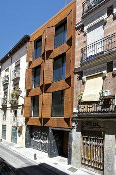 6 viviendas en Madrid