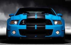 2013 Ford Shelby GT500 by Charles Perkins, via Flickr