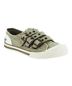 Another great find on #zulily! Khaki Market Tote Jolissa Sneaker #zulilyfinds