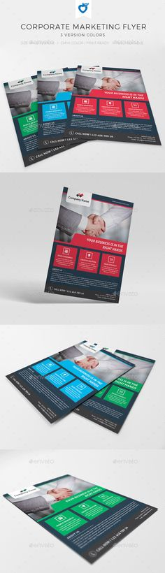 Creative Marketing Flyer V  Marketing Flyers Flyer Template
