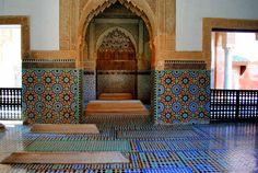 marruecos tumba de los saadies - Buscar con Google