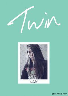 Yumi Lambert for Twin Magazine #8 (April 2013) - http://qpmodels.com/european-models/yumi-lambert/1316-yumi-lambert-for-twin-magazine-8-april-2013.html
