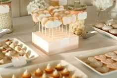Peach and Grey wedding theme
