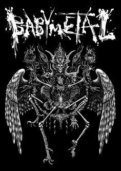 Babymetal Artwork