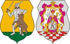 County of Komárom-Esztergom (2265Km²), Hungary, Capital: Tatabánya #KomáromEsztergom #Tatabánya (L3170)