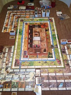 Talisman with all the expansions! Yay!!