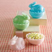 Bunny Candy Dish - love these!