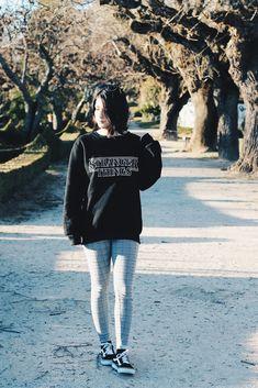 Stranger Things Sweatshirt / Funko Pop