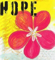 Hope image via Namaste Cafe at www.Facebook.com/NamasteDharmaCafe
