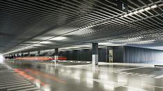 Nuevas Oficinas de Massimo Dutti en Tordera,© Jordi Surroca