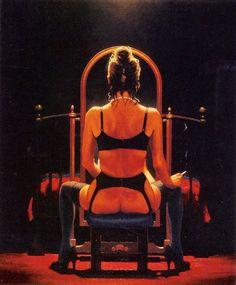 Espelho - Jack Vettriano e suas pinturas cheias de encontros íntimos