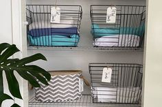 Amazing Kmart linen cupboard makeover for under $100