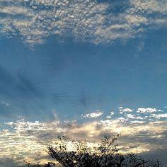 おはようございます肌寒い朝です #sky #cloud #空 #雲 #イマソラ #goodmorning #おはよう