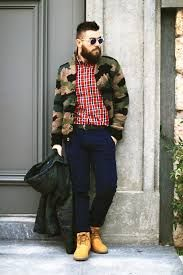 Image result for timberland boots for men with jeans