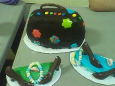 things girls love cake