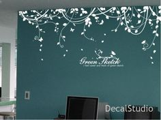 vinyl wall decals for bedroom - Google Search