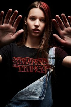 Stranger Things, Clothes, T Shirts, Strange Things, Outfits, Clothing, Clothing Apparel, Cloths, Dresses