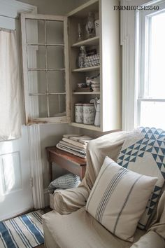 Blue and White | FARMHOUSE 5540