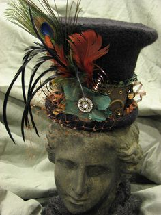 awesome steampunk hat