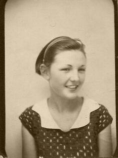 vintage photobooth pics