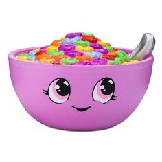 Cereal Bowl Squishy