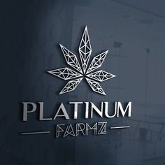 Platinum Farmz - Design a logo for the next 100 million dollar Cannabis