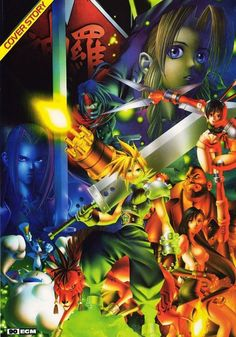 The Iconic Final Fantasy Art Of Tetsuya Nomura Fantasy Posters, Final Fantasy Artwork, Final Fantasy Vii, Fantasy Football Rings, Tetsuya Nomura, Master Of Puppets, Video Game Art, Video Games, Old Games