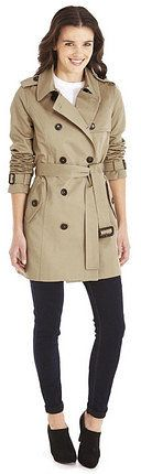 @fandfclothing #Shower #Resistant #Belted #Trench #Coat