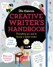 Creative writer's handbook - NEW FOR JULY 2017
