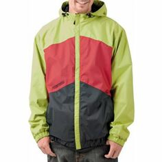Funstorm egdon apple green Rain Jacket, Windbreaker, Apple, Green, Jackets, Shopping, Fashion, Outfits, Apple Fruit