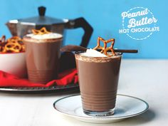OMG Peanut Butter Hot Chocolate