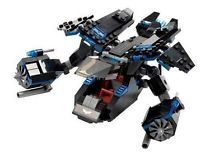 Lego Superheroes - The Bat (Batman Vehicle) - Brand New - Dark Knight 76001
