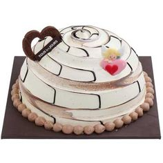 Chocolate marble dome #Tous les Jours : Philippines