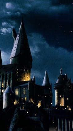 Harry Potter palotája.