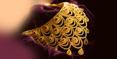 Gold Jewelry Design In India Key: 5446771620 Bridal Jewellery Inspiration, Gold Jewellery Design, Wedding Jewelry, Indiana, Diamond Jewelry, Gold Jewelry, Antique Necklace, Steel Jewelry, Accessories