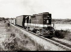 RailPictures.Net Photo: SOU 2694 Southern Railway EMD GP35 at Opelika, Alabama by David Harris