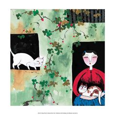 Cats & Kittens, Artwork and Prints at Art.com