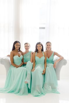 Read More on SMP: http://www.stylemepretty.com/2016/01/16/weddington-way-for-every-season-bridesmaids-dresses-giveaway/