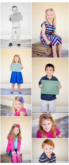 cutest preschool portraits ever www.erinfarrellphotography.com