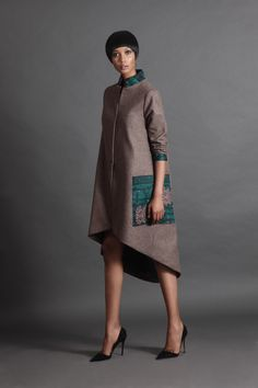 Kibonen NY was recently selected as one of the 12 designers by the ITC Ethical Fashion Initiative in partnership with #eyesontalent fashion talent scouting agency - Adding her to some of the best African designers in their network.